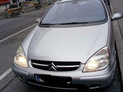 brugt Citroën C5 2.0 HDI Kombi / Family Van,