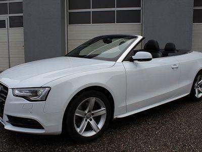 gebraucht Audi A5 Cabriolet 1,8 TFSI Aut. *Topausstattung/1.Besitz*