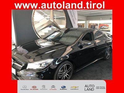 gebraucht Mercedes CLA200 CLAd Austria Edition Aut., Austria Edition, 136 PS, 4 Türen, Automatik