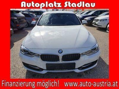 gebraucht BMW 320 i xDrive Österreich-Paket Aut.