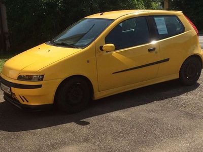 gebraucht Fiat Coupé Punto 1,2 Sportwagen /