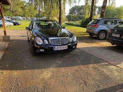 gebraucht Mercedes E200 E-KlasseClassic CDI Limousine