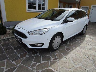gebraucht Ford Focus Traveller 1,5 TDCi ECOnetic Trend
