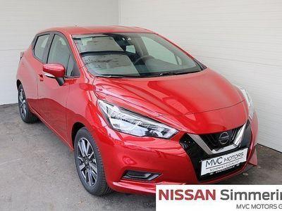 gebraucht Nissan Micra 0,9 IG-T Acenta Acenta