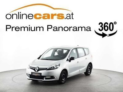 brugt Renault Grand Scénic Limited dCi 110 NAVI