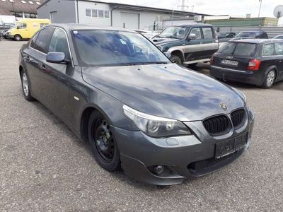 gebraucht BMW 530 i navi-dvd automatic