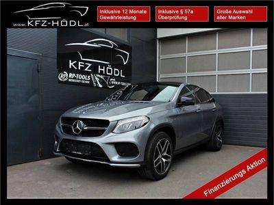 gebraucht Mercedes GLE43 AMG GLE-KlasseAMG Coupé 4MATIC Aut. Sportwagen / Coupé