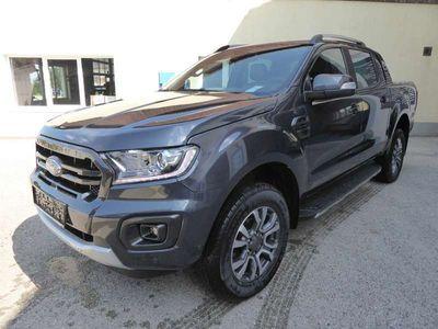 gebraucht Ford Ranger Ranger RangerDK 4x4 Wildtrak Aut.Ahk Xe