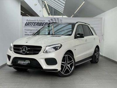 gebraucht Mercedes GLE500 e AMG Line 4Matic 3.0e Sportpaket DAB