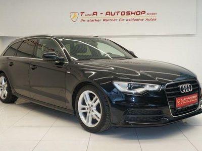 gebraucht Audi A6 2.0 TDI AVANT.MULTITRONIC S-LINE /BUSINESS-PAKET/K