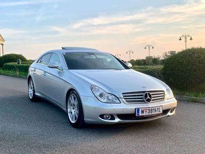 gebraucht Mercedes CLS350 Aut.*Wenig-KM*Rarität*Servicegepflegt*Tip-Top*