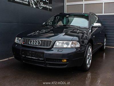 used Audi A4 quattro 2,7 S4 Limousine,