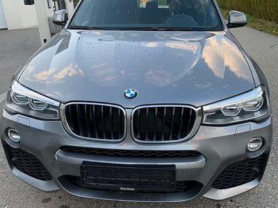 gebraucht BMW X3 xdrive 20d Aut. M-Sport SUV / Geländewagen
