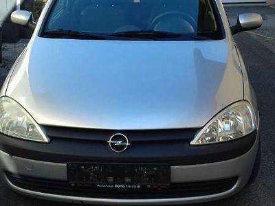 gebraucht Opel Corsa 1,7l Klein-/ Kompaktwagen,