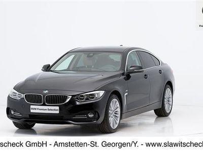 gebraucht BMW 420 Gran Coupé d xDrive Coupé