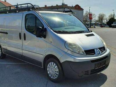 gebraucht Renault Trafic L2H1 2,0 dCi mit pickerl bis 07.2021
