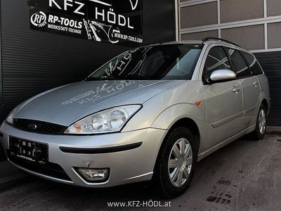 used Ford Focus Ghia 1,8 TDCi