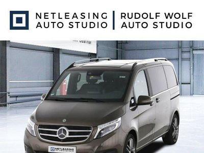gebraucht Mercedes V250 d Kompakt Avantgarde Edition Comand+Tischp Klima