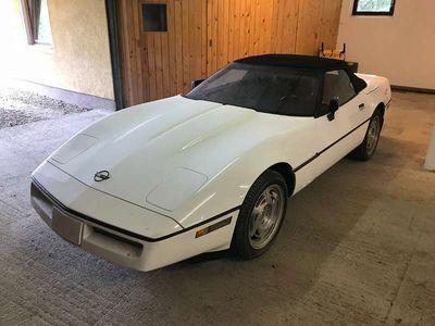gebraucht Corvette C4 Cabrio Sammlerzustand Cabrio / Roadster