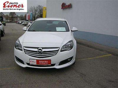 gebraucht Opel Insignia ST 2,0 CDTI ecoflex Sport Start/Stop S... Kombi / Family Van