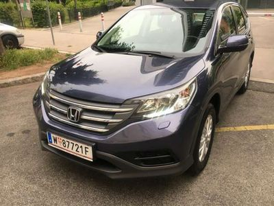 gebraucht Honda CR-V 2,0i-VTEC 4x4 Comfort SUV / Geländewagen