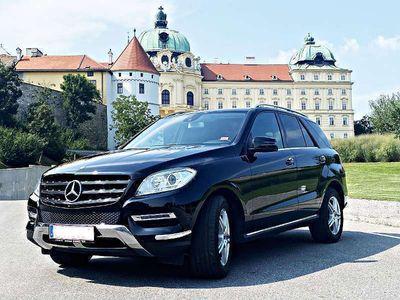 gebraucht Mercedes 350 M-Klasse ML BlueTEC4MATIC Aut. 258 PS - Topgepflegt! SUV / Geländewagen