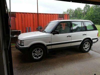 gebraucht Land Rover Range Rover 4.6 Hse SUV / Geländewagen