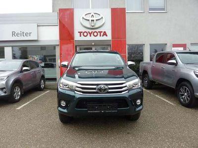 gebraucht Toyota HiLux DK Lounge 4x4 2,4 D-4D Aut. *NETTO 29.990,-*LEDER*