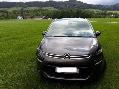 gebraucht Citroën C4 Picasso Blue HDI 120 Selection Kombi / Family Van
