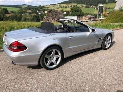gebraucht Mercedes SL500 SL-KlasseRoadster Aut. Cabrio / Roadster,
