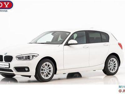 gebraucht BMW 116 1er d, 116 PS, 5 Türen, Schaltgetriebe