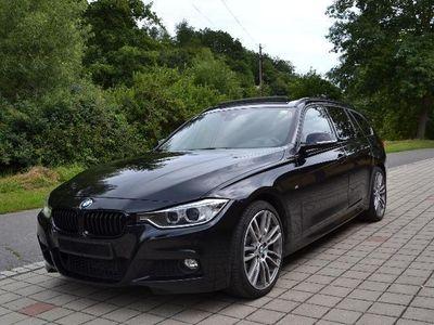 gebraucht BMW 330 3er-Reihe Kombi Allrad Diesel (F31) xDrive Tourin