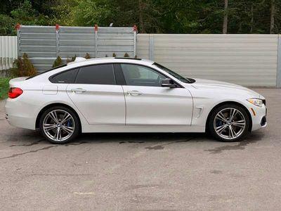 gebraucht BMW 428 Gran Coupé 4er-Reihe i xDrive Aut. Sportline Sportwagen / Coupé