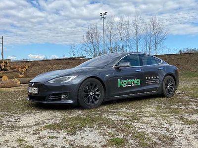 gebraucht Tesla Model S S90D SuC free Limousine