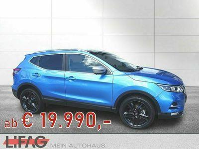 gebraucht Nissan Qashqai 1,3 N-Motion *-40% Preisvorteil*