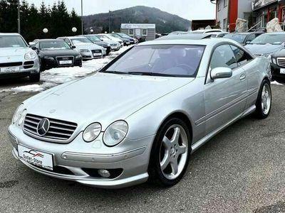 gebraucht Mercedes CL55 AMG CL-KlasseAMG Aut.*Liebhaber*Voll*Mega-Preis* Sportwagen / Coupé