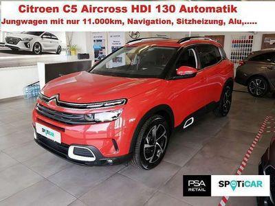 gebraucht Citroën C5 Aircross BlueHDI 130 S&S Feel EAT8 Aut. SUV / Geländewagen