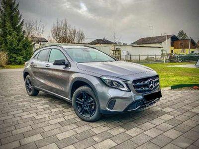 gebraucht Mercedes GLA180 d Aut.