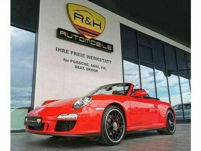 gebraucht Porsche 911 Carrera 4 Cabriolet GTS Approved !NUR 957 Stück!