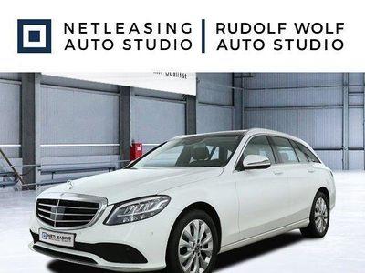 used Mercedes C200 T Avantgarde+Excl+Mopf+Distron+Nav+PSD+Kam
