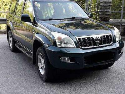 gebraucht Toyota Land Cruiser 300 3,0 D-4D 175 VX AUT SUV / Geländewagen