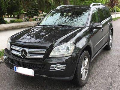 gebraucht Mercedes GL420 CDI 4MATIC Aut.