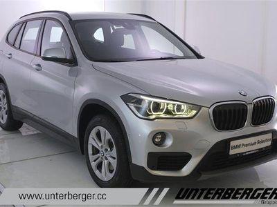 gebraucht BMW X1 xDrive18d NAVI/LED/SITZHEIZUNG/