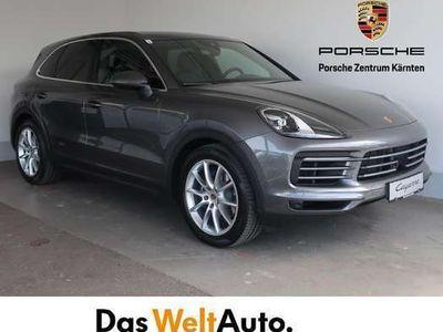 gebraucht Porsche Cayenne III