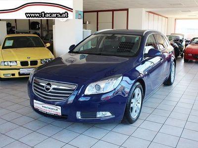 gebraucht Opel Insignia 2,0 CDTI Sport SW Ecotec,Leder,Xenon