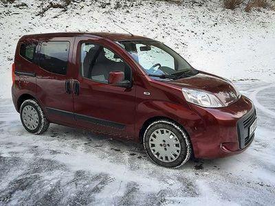gebraucht Fiat Qubo Klein-/ Kompaktwagen