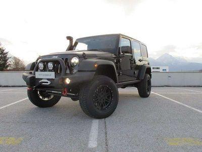 gebraucht Jeep Wrangler Rubicon - Pappas Umbau - LKW- NP 63.259 Euro Cool! SUV / Geländewagen,