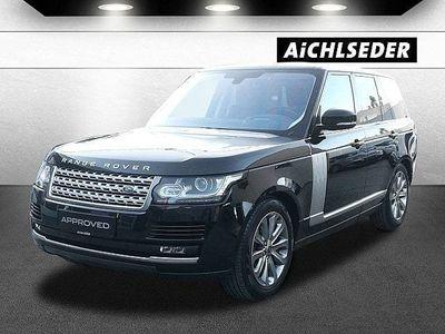 gebraucht Land Rover Range Rover 3,0 TDV6 Vogue DPF SUV / Geländewagen,