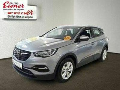 gebraucht Opel Grandland X 1,2 Turbo Direct Injection Edition Sta SUV