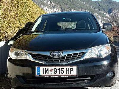 gebraucht Subaru Impreza 1.5 Benzin 105 PS Klein-/ Kompaktwagen